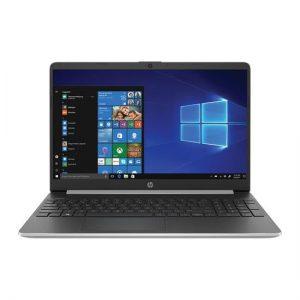 HP Notebook 15-dy1078nr - 7PD87UA Intel® Core™ i7-1065G7 -10thGeneration, 1.3GHz-3.9GHz, 8 GB DDR4-2666 SDRAM, 256 GB PCIe SSD, Wi-Fi® and Bluetooth®, Webcam, 15.6″ diagonal HD WLED-backlit screen, Windows 10