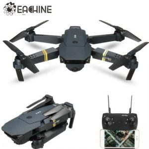 Emotion Pocket Drone - Used Like New, Black